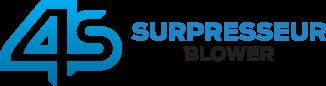 Logo - Surpresseur 4S