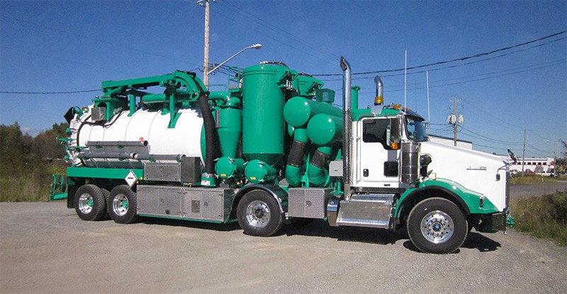 Blower Pumps For Trucks : S blowers vacuum trucks pumps robuschi distributor
